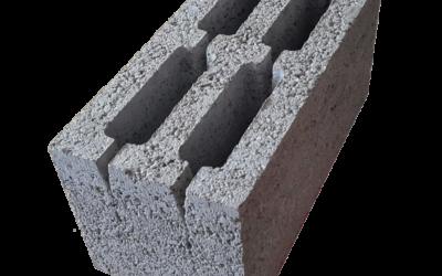 Керамзитные блоки 390*190*190